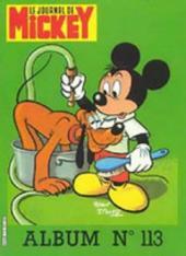 (Recueil) Mickey (Le Journal de) -113- Album n°113 (n°1694 à 1703)