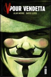 V pour Vendetta - Tome INTb2012