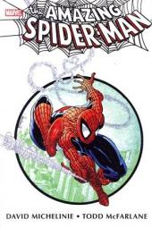 Amazing Spider-Man (The) (TPB) -INTHC- Amazing Spider-Man by David Michelinie & Todd McFarlane Omnibus
