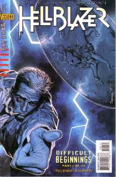 Hellblazer (1988) -102- Difficult beginnings (1)