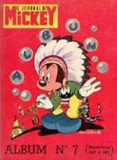 (Recueil) Mickey (Le Journal de) -7- Album n°7 (n°157 à 182)