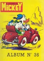 (Recueil) Mickey (Le Journal de) (1952) -36- Album n°36 (n°715 à 732)
