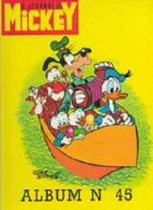 (Recueil) Mickey (Le Journal de) (1952) -45- Album n°45 (n°877 à 894)
