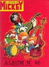 (Recueil) Mickey (Le Journal de) (1952) -46- Album n°46 (n°895 à 912)