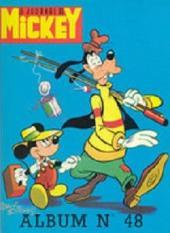 (Recueil) Mickey (Le Journal de) (1952) -48- Album n°48 (n°931 à 948)