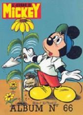(Recueil) Mickey (Le Journal de) -66- Album n°66 (n°1194 à 1206)