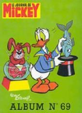 (Recueil) Mickey (Le Journal de) -69- Album n°69 (n°1232 à 1245)