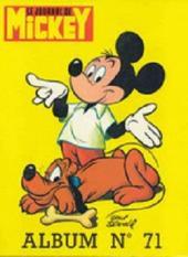 (Recueil) Mickey (Le Journal de) -71- Album n°71 (n°1256 à 1266)