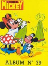 (Recueil) Mickey (Le Journal de) (1952) -79- Album n°79 (n°1347 à 1356)