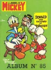 (Recueil) Mickey (Le Journal de) (1952) -85- Album n°85 (n°1408 à 1418)