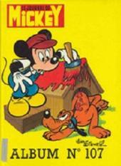 (Recueil) Mickey (Le Journal de) -107- Album n°107 (n°1634 à 1643)