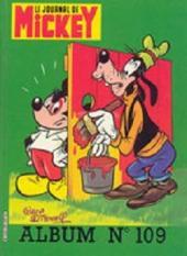 (Recueil) Mickey (Le Journal de) -109- Album n°109 (n°1654 à 1663)