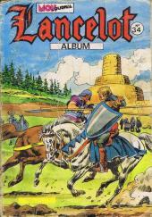 Lancelot (Mon Journal) -Rec34- Album N°34 (du n°118 au n°120)