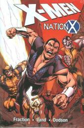 Nation X (2010) -INT- X-Men: Nation X