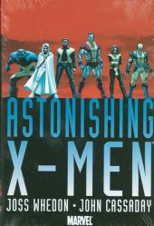 Astonishing X-Men (2004) -OMNI- Astonishing X-Men by Joss Whedon & John Cassaday Omnibus