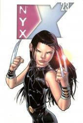 X-23 (2005) -INT- X-23/NYX