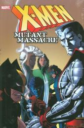 X-Men (TPB) -INTb- X-Men: Mutant Massacre