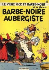 Le vieux Nick et Barbe-Noire -15- Barbe-Noire aubergiste