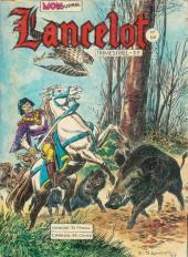 Lancelot (Mon Journal) -120- Le faucon blanc de Monaghan
