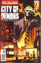 Hellblazer: City of Demons (2010) -1- Accidents will happen