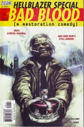 Hellblazer Special : Bad Blood (2000) -1- (A Restoration Comedy), Part 1