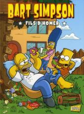 Bart Simpson (Jungle !) -3- Fils d'Homer