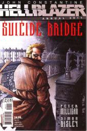 Hellblazer (1988) -AN2011- Annual 2011: Suicide bridge
