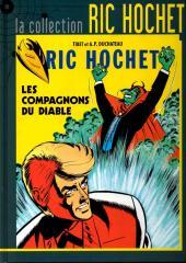 Ric Hochet - La collection (Hachette) -13- Les compagnons du diable