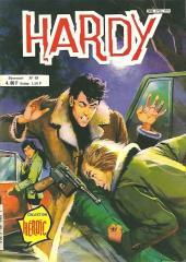 Hardy (2e série) -69- Menaces aux Jeux Olympiques
