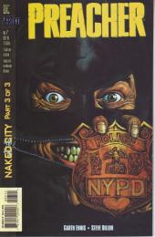 Preacher (1995) -7- Naked city (3) : N.Y.P.D. blue