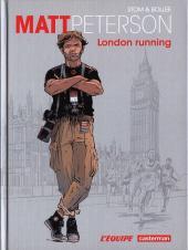 Matt Peterson -1- London running