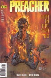 Preacher (1995) -37- War in the sun (4): shatterer of worlds