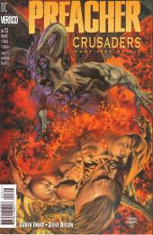 Preacher (1995) -23- Crusaders (5): revelations