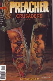 Preacher (1995) -22- Crusaders (4): iron in the blood