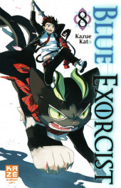 Blue Exorcist -8- Tome 8