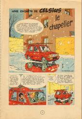 Celsius -2MR2327- Le Chapelier