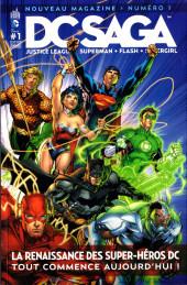 DC Saga -1- La renaissance des super-héros DC