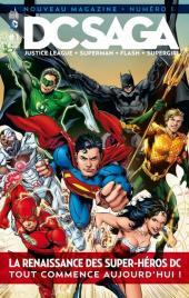 DC Saga -1VC- La renaissance des super-héros DC