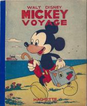 Mickey (Hachette) -22- Mickey voyage
