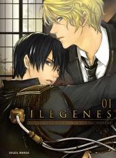Ilegenes -1- Tome 1