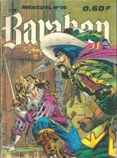 Baraban -16- L'horrible menace