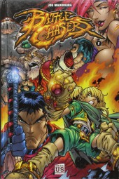Battle Chasers, tome 1 et 2