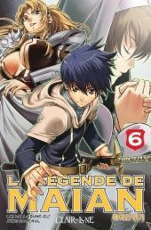 La légende de Maian -6- Tome 6