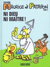 Maurice et Patapon -5- Ni dieu ni maître !
