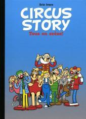 Circus story -2- Tous en scène !