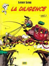 Lucky Luke -32Pub- La Diligence