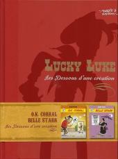 Lucky Luke - Les Dessous d'une création (Atlas) -35- O.k. corral / Belle star