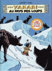 Yakari -8d2009- Au pays des loups