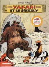 Yakari -5b06- Yakari et le grizzly