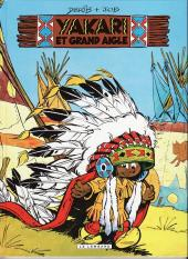 Yakari -1e2009- Yakari et Grand Aigle